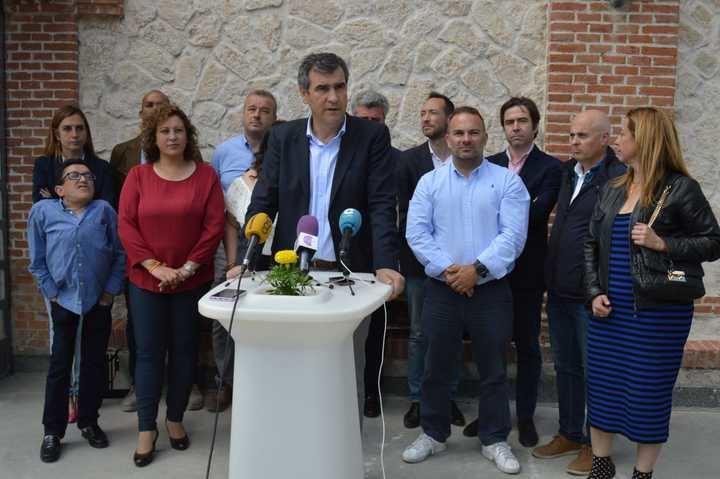 """Román: """"Desunir el voto del centro-derecha y votar a Vox o a Ciudadanos, es dar la victoria a la izquierda"""""""