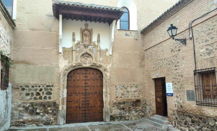 """El sindicato CSIF pide que el Conservatorio de Toledo se traslade a otro edificio por """"problemas de seguridad"""""""