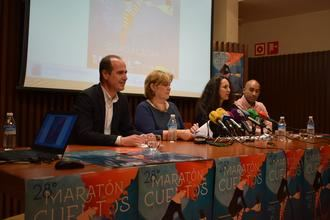 El Maratón de los Cuentos homenajea a las brujas de los cuentos en su regreso al Patio de los Leones del Infantado