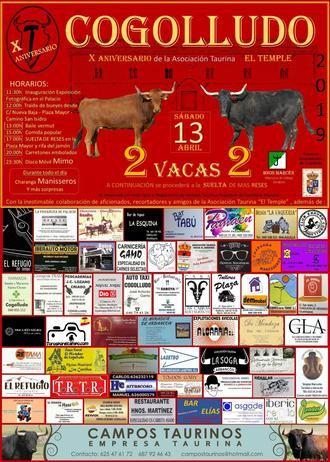 X Aniversario de la Asociación Taurina