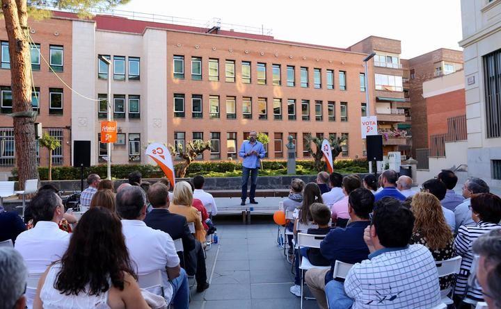 """Girauta en Guadalajara : """"Cs ha logrado afianzarse como un partido político en todo el país, vamos a defender los intereses de todos los españoles"""""""
