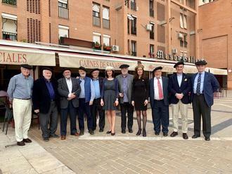 Laura Lara y María Lara, galardonadas por la Asociación de la Boina de Madrid
