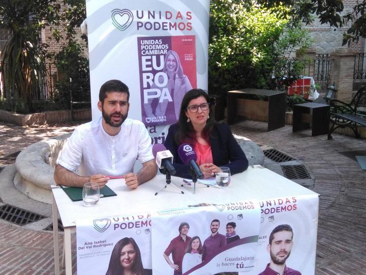 """""""Votar Unidas Podemos-IU, única garantía para asegurar politicas de Izquierdas"""""""