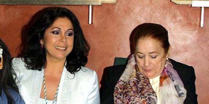 DIEZ MINUTOS Preocupación por la salud de la madre de Isabel Pantoja