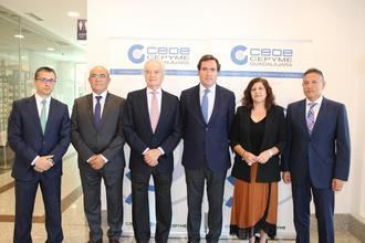 María Soledad García Oliva, nueva presidenta de CEOE-CEPYME Guadalajara
