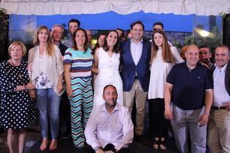 Paco Núñez creará una Consejería de Familia y aplicará desgravaciones para los menores de 35 años que tengan hijos