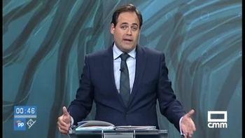 Paco Nuñez, claro vencedor del debate de ayer, demuestra que el proyecto de Page está agotado en Castilla La Mancha