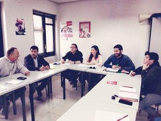 Plena coincidencia entre Unidas Podemos de Guadalajara y CCOO en recuperar los servicios públicos