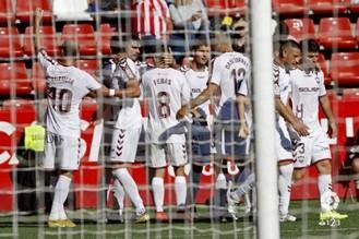 El Alba,un equipo de récord consigue un triunfo de bandera y se asegura se asegura una plaza en los Play Off de ascenso