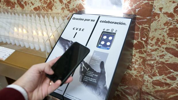 El 'cepillo electrónico' llega a la catedral de Sigüenza