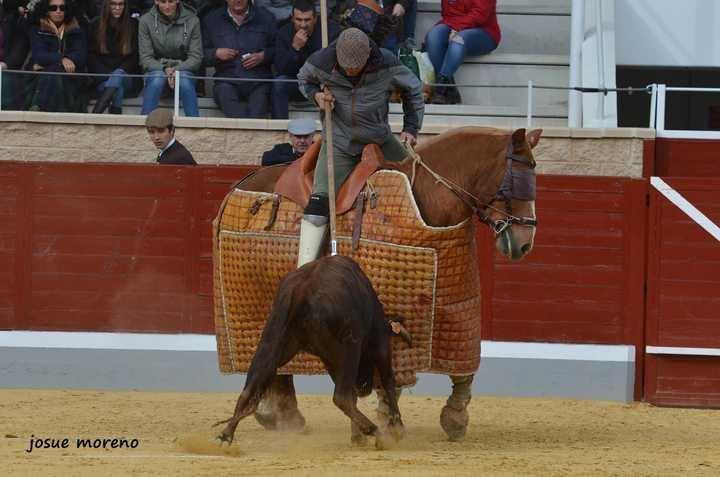 """El Tercio de Varas, protagonista del seguno tentadero clasificatorio del """"VI Certamen Alfarero de Plata"""""""