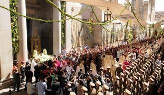 La Guardia Civil desfilará, por primera vez, en el Corpus Christi de Toledo