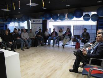 Kinesia Health & Sport acoge una nueva reunión de GuadaNetWork en Guadalajara