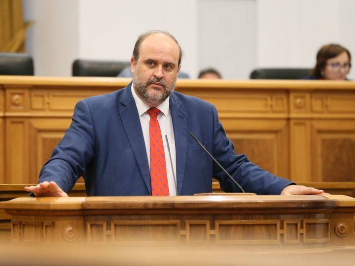 La Junta Electoral abre expediente al candidato regional del PSOE en Cuenca y vicepresidente primero del Gobierno regional, José Luis Martínez Guijarro