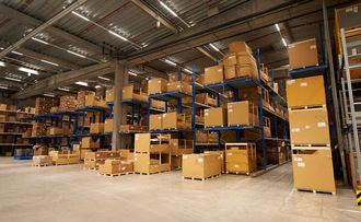 Mazda inaugura un almacén de recambios en Azuqueca de Henares