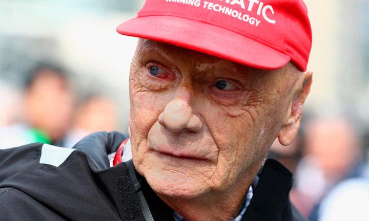 Muere Niki Lauda, el tricampeón de Fórmula1, a los 70 años