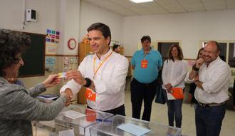"""Alejandro Ruiz: """"Les pido a los guadalajareños que salga a votar, con cabeza y con corazón porque si votamos los mismo tendremos los mismos resultados"""""""