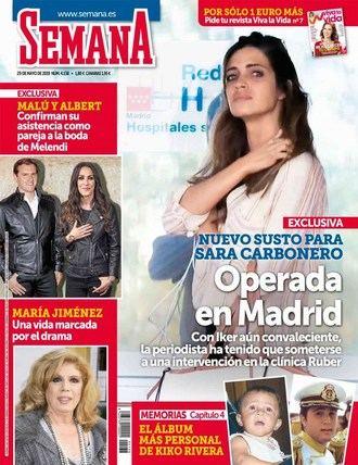 SEMANA Carlos Falcó reaparece tras conocerse que pasó una noche en el calabozo