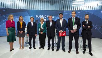 Martínez-Almeida (PP) se merienda a una Carmena sin respuestas en el debate al Ayuntamiento de Madrid