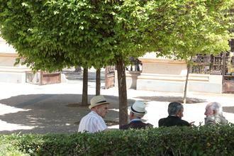 Los termómetros superarán los 30ºC a lo largo de este jueves en Guadalajara