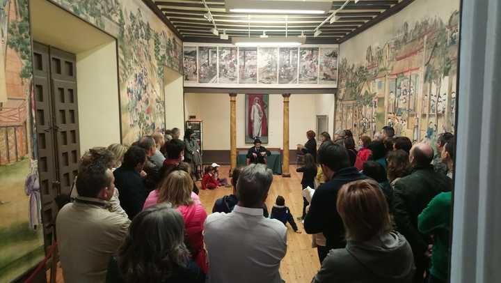 Más de 1.500 personas participaron en las actividades organizadas en Guadalajara con motivo del Día Internacional de los Museos