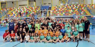 El equipo Sénior 'Gordacos HC' se impone en el XXII Maratón de Balonmano de Guadalajara