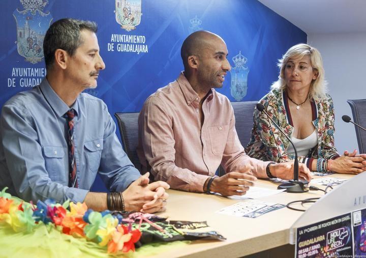 Este sábado, con recorrido sorpresa, primera Holi Life Neon que se celebra en Guadalajara