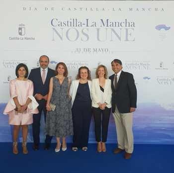 """María Dolores Arteaga(CS) : """"Queremos una C-LM de igualdad, de oportunidades y de futuro"""""""