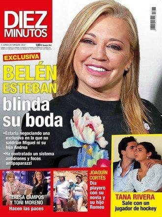 DIEZ MINUTOS María Patiño a degüello con Carmen Borrego: