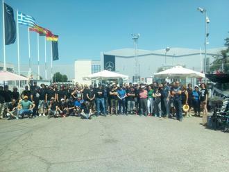 IU de Azuqueca traslada su apoyo a las trabajadoras y trabajadores de Mercedes-Benz