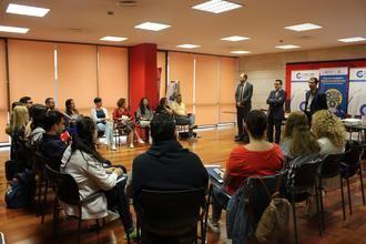 El programa de apoyo a emprendedores de la provincia de Guadalajara de CEOE realiza su primera jornada colectiva