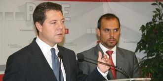Page coloca al socialista Pablo Bellido como presidente de las Cortes Regionales de Castilla La Mancha