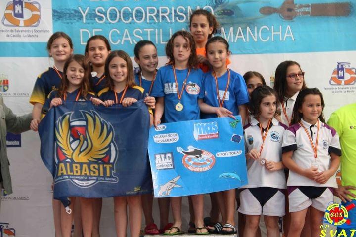 El Alcarreño domina el Campeonato Regional de Deporte Escolar Alevín y Benjamín