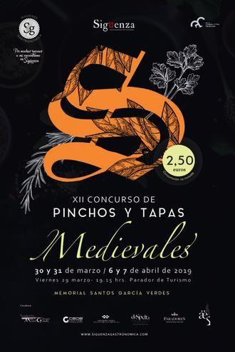Los dos próximos son los fines de semana del pincho medieval en Sigüenza