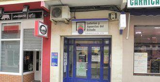 La administración de la calle de Padre Tabernero de Guadalajara vende parte del Segundo Premio de la Lotería Nacional