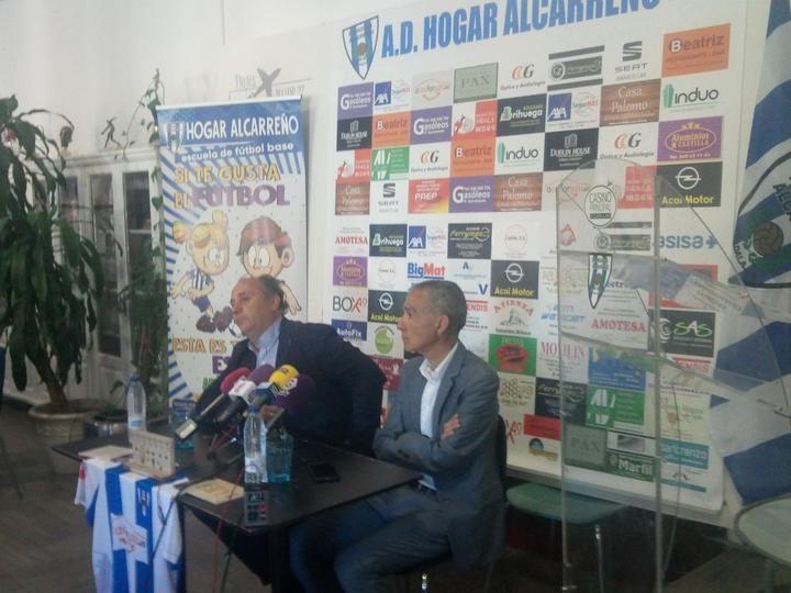 Carlos Terrazas, nuevo mánager general del Hogar Alcarreño