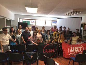 UGT imparte un taller formativo en Guadalajara para eliminar la LGTBIfobia de los centros de trabajo