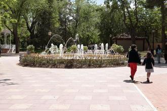 Más tiempo primaveral a lo largo de este domingo en Guadalajara con los termómetros llegando a los 27ºC