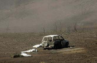El de la Riba de Saelices, entre los diez peores incendios del siglo en España para Greenpeace