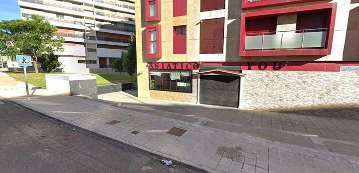 Una mujer resulta herida tras sufrir un atraco al salir de un restaurante asiático en Guadalajara