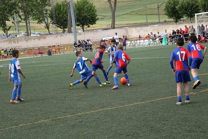 500 futbolistas de 32 equipos han competido este fin de semana en la VI Sigüenza Cup