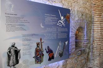 La reconquista de la ciudad y la legendaria figura de Álvar Fáñez de Minaya, detalle monumental de junio en Guadalajara