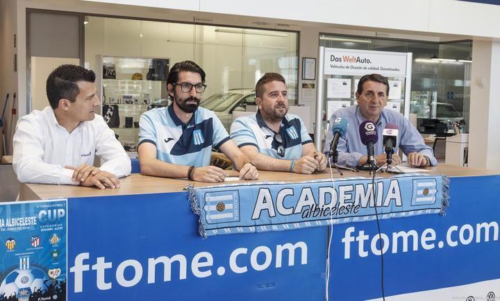 48 equipos, más de 800 jugadores, se darán cita en el IV Torneo de Fútbol 7 Cup Academia Albiceleste
