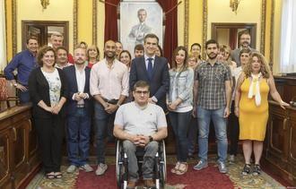 El Ayuntamiento de Guadalajara despide a su Corporación Municipal 2015-2019