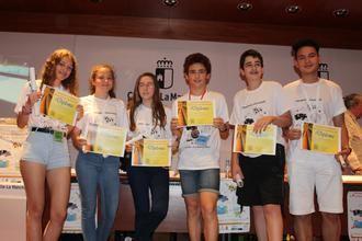 Un guadalajareño obtiene la medalla de plata en la Olimpiada Matemática de Castilla-LaMancha 2019