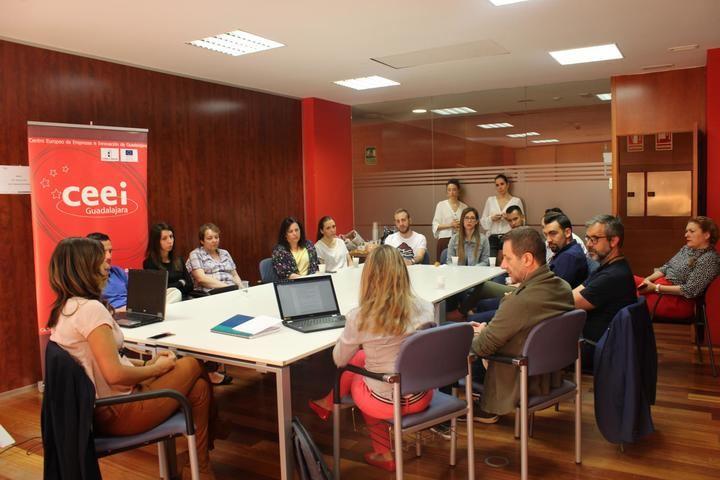Finaliza el primer ciclo de 'En tu empresa o en la mía' en el CEEI de Guadalajara