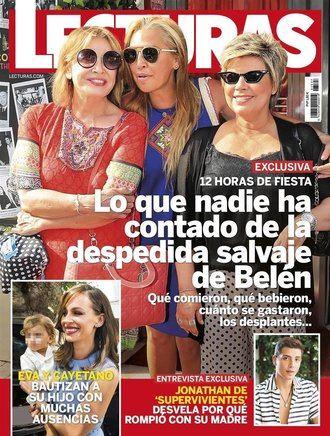 LECTURAS María Teresa Campos, sin pelos en la lengua, habla de su relación con Mediaset