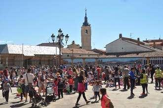 Yunquera de Henares celebra con éxito la X Marcha por la Integración Social, bajo el lema YO SOY ÚNICA ¿Y TÚ?