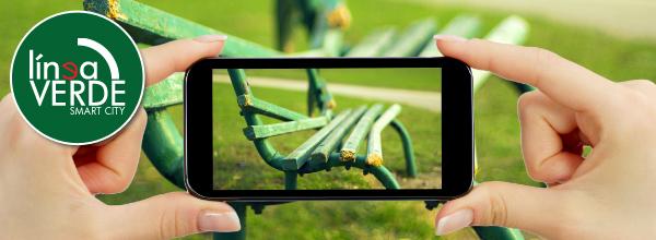 Yebes incorpora la app Línea Verde para que sus vecinos puedan comunicar cualquier incidencia