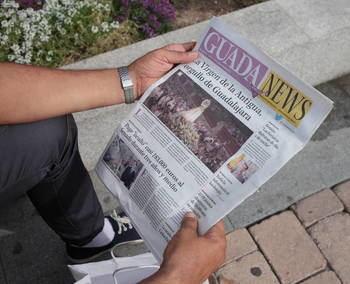 Fuerte bajada de temperaturas con posibles lluvias a lo largo de este martes en Guadalajara